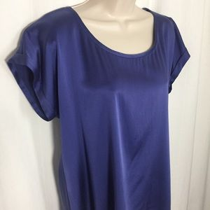 Eileen Fisher S Silk Blouse